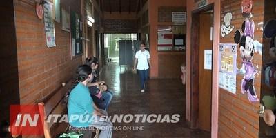 USF DE SAN RAFAEL DEL PNÁ REQUIERE COMO MÍNIMO 6 PROFESIONALES MÉDICOS