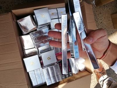 Fiscalía incauta millonario cargamento de cosméticos