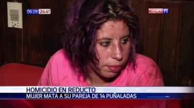 Mujer mató a su pareja de 14 puñaladas en San Lorenzo – Prensa 5