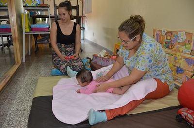 Taller: Estimulación temprana en niños