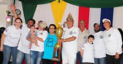 Barra Pesquera Pilarense, club campeón