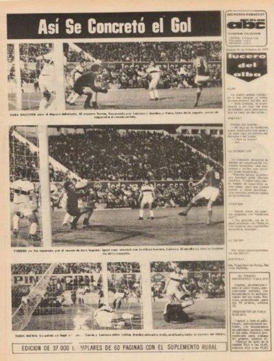 El Ciclón rumbo al título de 1970