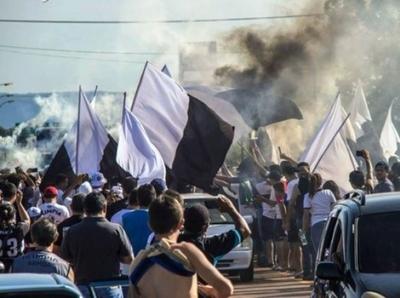 Gran movimiento por Olimpia en PJC