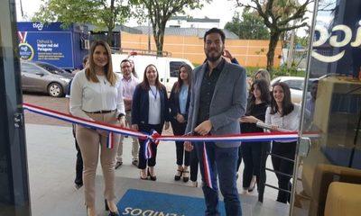 Tigo abre nueva tienda en Ciudad del Este