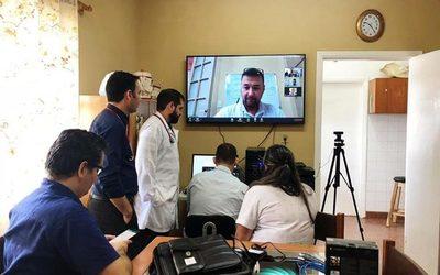 Fortalecen hospital para captar y tratar Zika, con proyecto ASSIST-USAID