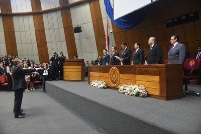 Juran nuevos ministros de la Corte Suprema – Prensa 5