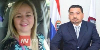 LIBIA CENTURIÓN VUELVE A LA FISCALÍA DE ENCARNACIÓN.