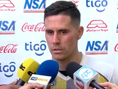 Jorge Mendoza habló del momento de Guaraní