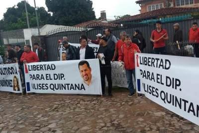 """Caso Ulises Quintana: """"paralizado por inacción de la fiscalía"""""""