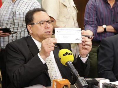 Itaipú recupera US$ 6 millones