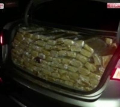 Policía decomisa 1.146 kilos de marihuana en Pedro Juan Caballero