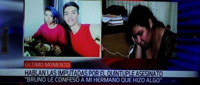 """""""Habla porque sabes lo que pasó"""", el mensaje de Araceli a Bruno"""