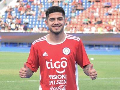 Sergio Díaz regresó a su casa