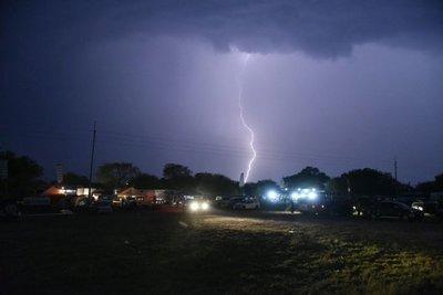 Misiones: Anuncian intensas lluvias y tormentas eléctricas para esta tarde