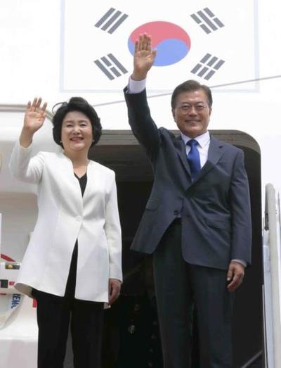 El presidente Moon se embarcará en una gira por cuatro naciones europeas