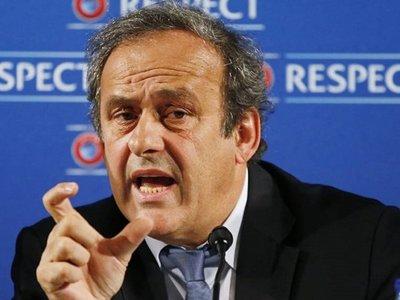 Platini quiere que aclaren quién le delató en la FIFA