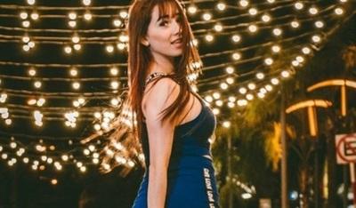 El 'baile Sensual' De Marilina Bogado