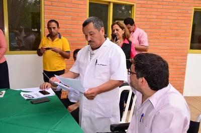 Asumió el Dr. Luis Giménez Fix