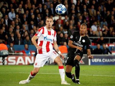El Estrella Roja desmiente amaño en juego con PSG