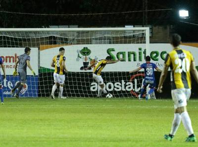 Independiente CG suma otra victoria que lo aleja de la zona de peligro