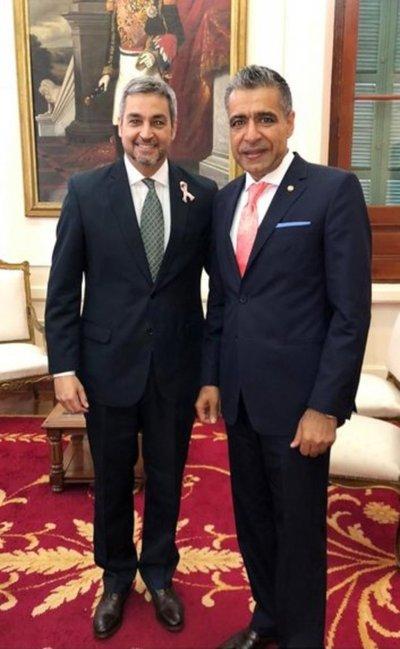 Preocupación y malestar en EE.UU. por política exterior de Mario Abdo
