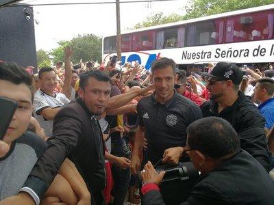 """Mucho entusiasmo por ver a """"la O"""" en Pedro Juan"""