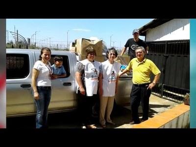 Banco de Alimentos entrega víveres a entidades benéficas