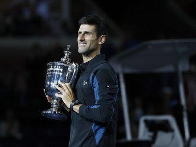 Djokovic consigue arrebatarle el número dos a Federer
