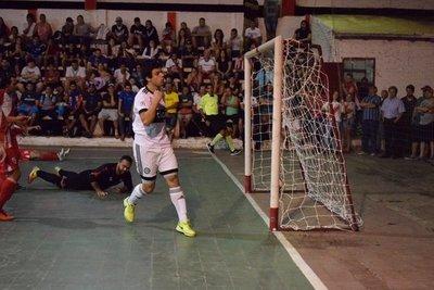 Olimpia y un triunfo en Copa Paraguay de futsal FIFA