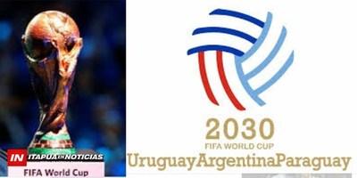 ARGENTINA NO SE BAJA DEL MUNDIAL 2030.