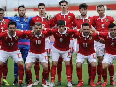 Gibraltar gana un partido oficial por primera vez en su historia