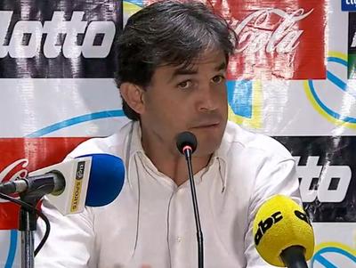 Diego Gavilán habló luego de la caída ante Sol