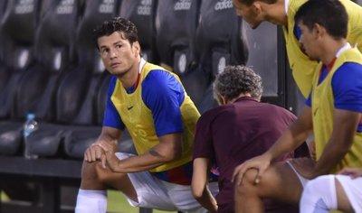Nelson Haedo Valdez no será tenido en cuenta por Leonel Álvarez