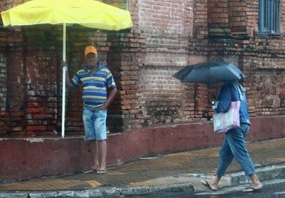 Meteorología anuncia domingo lluvioso