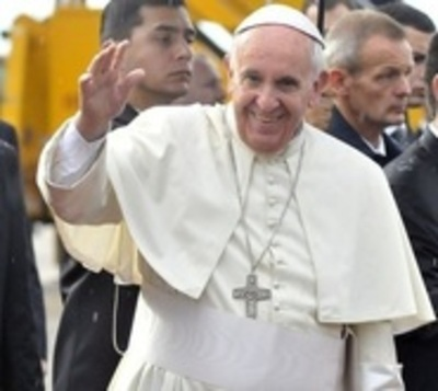 Mario Abdo visitará al Papa en noviembre