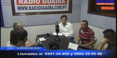 PLRA y Frente Guasu podrían reanudar conversaciones para alianza en Guairá