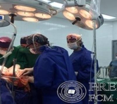 Realizan trasplante hepático a joven de 19 años en Clínicas
