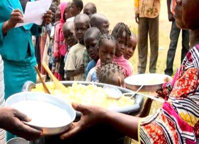 El hambre alcanza niveles preocupantes en unos sesenta países