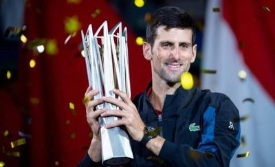 Novak Djokovic suma su cuarto título en Shanghai