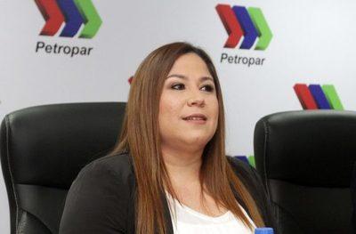 """Patricia Samudio: """"en mi gestión no se hizo nada mal"""""""