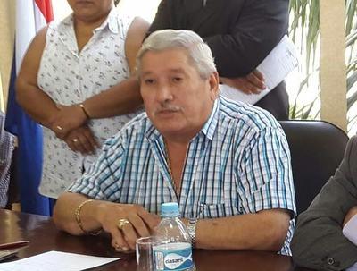 """Ferrer y su """"pataleo"""" en el caso Fonacide 2013"""