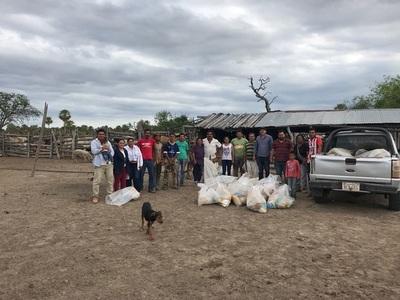 Comunidad de Fuerte Olimpo recibe asistencia médica luego de 12 años
