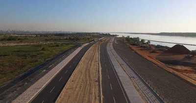 Extienden horario de tránsito vehicular en la Costanera Norte