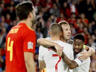 Inglaterra pincha el globo de Luis Enrique
