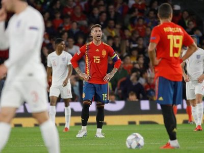 Ramos analizó la derrota con Inglaterra
