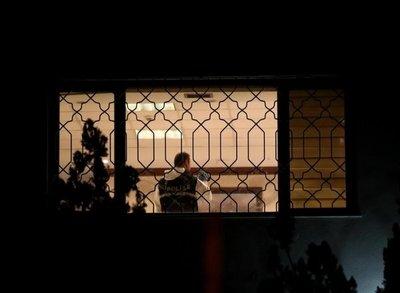 Policía turca registra consulado saudí donde desapareció periodista