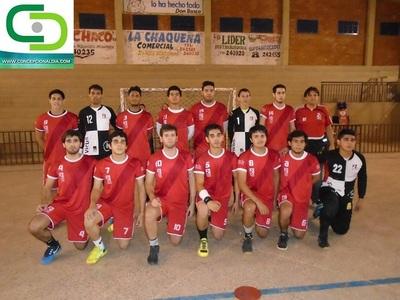 Hándbol: Concepción en masculino a un paso del Nacional