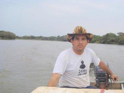 Guairá: Hallan muerto a un hombre en aguas del río Tebicuary