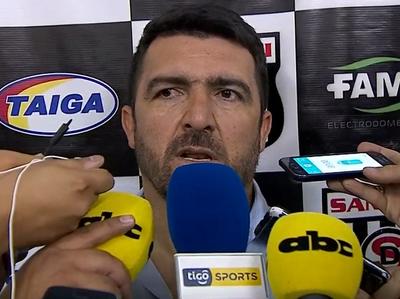Héctor Marecos asumió la derrota de Santaní