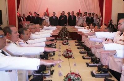 Tribunal de Calificaciones de la Policía Nacional inicia deliberaciones